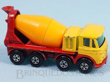 Brinquedos Antigos - Matchbox - Foden Concrete Truck Superfast Transitional Weels
