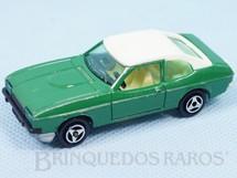 1. Brinquedos antigos - Majorette-Kiko - Ford Capri Majorette Brésilien Kiko Década de 1980