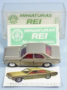 1. Brinquedos antigos - Schuco-Rei - Ford Consul Schuco Modell Brasilianische Schuco Rei completo com Catálogo e Cromo