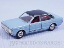 1. Brinquedos antigos - Schuco-Rei - Ford Granada azul claro Schuco Modell Brasilianische Schuco Rei
