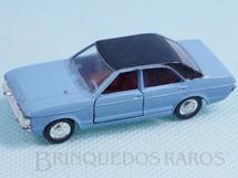 Brinquedos Antigos - Schuco-Rei - Ford Granada azul claro Schuco Modell Brasilianische Schuco Rei