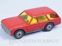Brinquedos Antigos - Siku-Rei - Ford Granada Turnier vermelho Brasilianische Siku Alfema