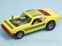 1. Brinquedos antigos - Corgi Toys - Ford Mustang Dragster Organ Grinder Década de 1970