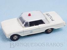 1. Brinquedos antigos - Aurora - Ford Police Car Série Vibrator Motor Ano 1959
