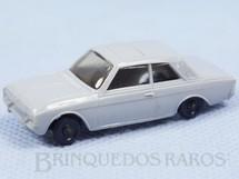 1. Brinquedos antigos - Marklin - Ford Zodiac com 5,00 cm de comprimento Para o Vagão 4613 de transporte de carros Década de 1960
