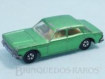 Brinquedos Antigos - Matchbox - Ford Zodiac MK IV Superfast Transitional Weels verde metálico RESERVED***MF***