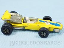 Brinquedos Antigos - Matchbox - Formula 1 Superfast amarelo