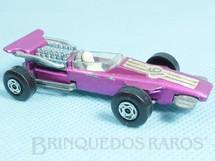 1. Brinquedos antigos - Matchbox - Formula 1 Superfast lilás
