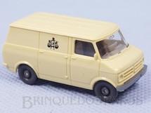1. Brinquedos antigos - Wiking - Furgão Bedford CF Panel Década de 1970