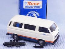1. Brinquedos antigos - Roco - Furgão Volkswagen TYP 2 NDR Década de 1980