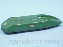 1. Brinquedos antigos - Dinky Toys - Carro de Record Gardner`s M.G. Record Car Ano 1939 a 1940