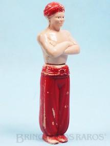 1. Brinquedos antigos - Sem identificação - Gênio das Mil e Uma Noites com 12,00 cm de altura Coleção Miguel Cerrato Década de 1950