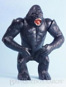 Brinquedos Antigos - Estrela - Gorila Aventura Safari na África Aprisionando o Gorila Ano 1978