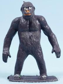 1. Brinquedos antigos - Casablanca e Gulliver - Gorila Série Zoológico Década de 1960