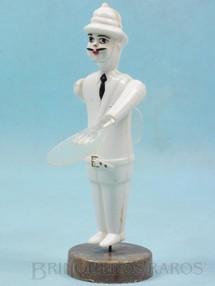 Brinquedos Antigos - Sem identificação - Guarda Biruta com 12,00 cm de altura indica a direção do vento Década de 1960