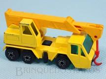 Brinquedos Antigos - Matchbox - Guindaste Crane Truck Superfast