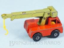 Brinquedos Antigos - Matchbox - Guindaste Iron Fairy Crane Superfast