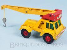 1. Brinquedos antigos - Matchbox - Guindaste Taylor Jumbo Crane King Size