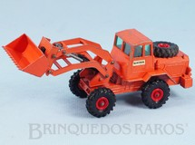 1. Brinquedos antigos - Matchbox - Hatra Tractor Shovel King Size