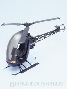 Brinquedos Antigos - Estrela - Helicóptero do Falcon completo Perfeito estado Edição 1980