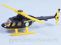 1. Brinquedos antigos - Corgi Toys-Corgi Jr. - Helicóptero Strombergs Jet Ranger 007 James Bond Corgi Jr