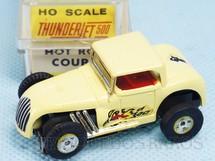 1. Brinquedos antigos - Aurora - Hot Rod Coupe Série Thunder Jet 500 Model Motoring Década de 1960