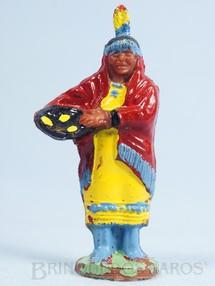 1. Brinquedos antigos - Casablanca e Gulliver - Índia Velha com cesto Casablanca numerado 135