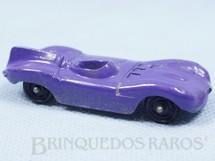 1. Brinquedos antigos - Tootsietoy - Jaguar D Type Década de 1960