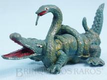 Brinquedos Antigos - Casablanca e Gulliver - Jib�ia e Crocodilo lutando S�rie Tarzan e Safari na �frica Ano 1973