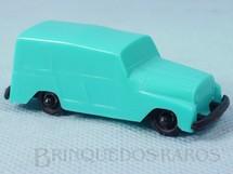 Brinquedos Antigos - Trol - Jipe Willys M 170 Bernardão com 6,00 cm de comprimento brinde Toddy autentico Chassi Trol Toddy Década de 1960