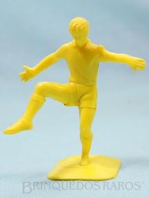Brinquedos Antigos - Sem identifica��o - Jogador Copa do Mundo de Futebol Brinde Coca Cola Ano 1970