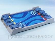 1. Brinquedos antigos - Glasslite - Jogo Batalha Naval Década de 1980