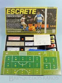 1. Brinquedos antigos - Grow - Jogo Escrete Completo Perfeito estado Ano 1982