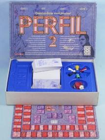 1. Brinquedos antigos - Grow - Jogo Perfil 2 Década de 1980