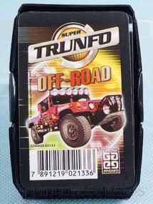 1. Brinquedos antigos - Grow - Jogo Super Trunfo Offroad Década de 2000