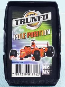 1. Brinquedos antigos - Grow - Jogo Super Trunfo Pole Position Década de 2000