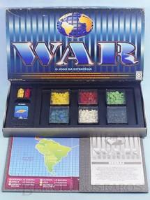 1. Brinquedos antigos - Grow - Jogo War Década de 1980