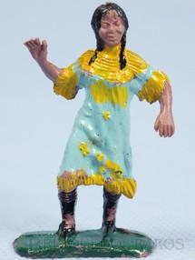 Brinquedos Antigos - Casablanca e Gulliver - Jovem �ndia Raio de Sol Casablanca numerado 114 RESERVED***MF***