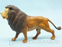 1. Brinquedos antigos - Starlux  - Leão Década de 1960