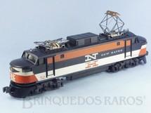 1. Brinquedos antigos - Lionel - Locomotiva Elétrica 2350 New Haven G.E. Rectifier Eletric Ano 1956 a 1958