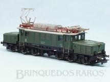 1. Brinquedos antigos - Marklin - Locomotiva Elétrica Classe BR E94 Rodagem Co`Co` DB Número 3022 Classificação Koll`s 3022/1  Ano 1964 a 1966 Comprimento 22,00 cm