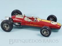 Brinquedos Antigos - Schuco - Lotus 33 Formula 1 com 22,00 cm de comprimento Década de 1970