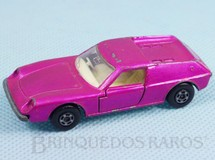 Brinquedos Antigos - Matchbox - Lotus Europa Superfast pink