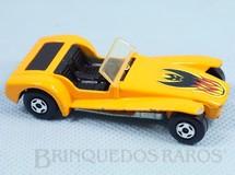 1. Brinquedos antigos - Matchbox - Lotus Super Seven Superfast laranja