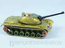 1. Brinquedos antigos - Matchbox - M48 A2 Tank Battle Kings