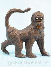 1. Brinquedos antigos - Casablanca e Gulliver - Macaco Série Zoológico Década de 1960