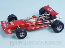 Brinquedos Antigos - Politoys e Polistil - March 701 Fórmula 1 piloto Mario Andretti Politoys Ano 1970