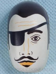 Brinquedos Antigos - Estrela - Máscara Disfarce do Boneco Falcon Ano 1981