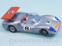 Brinquedos Antigos - Politoys e Polistil - Maserati 5000 prata Polistil Década de 1970