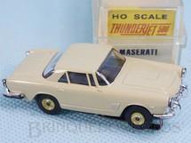 1. Brinquedos antigos - Aurora - Maserati Série Thunder Jet 500 Model Motoring Década de 1960